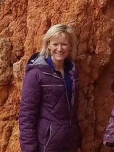 Kristin Flicker Hike Utah