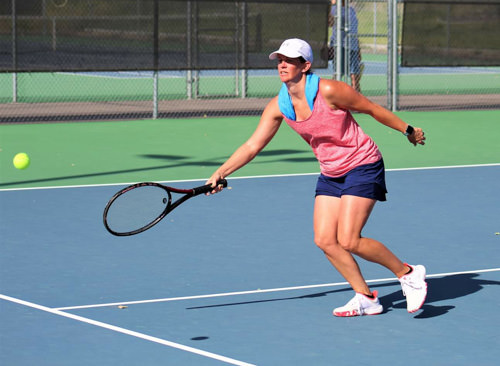 Melissa Brake Tennis