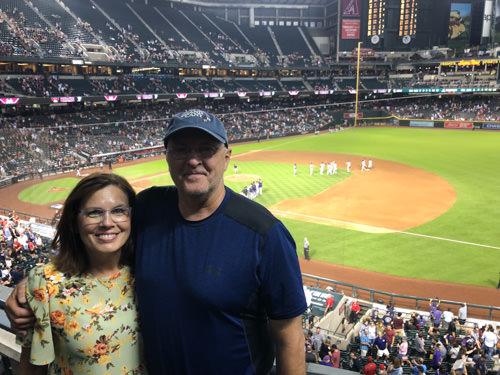 Pam McBride Baseball